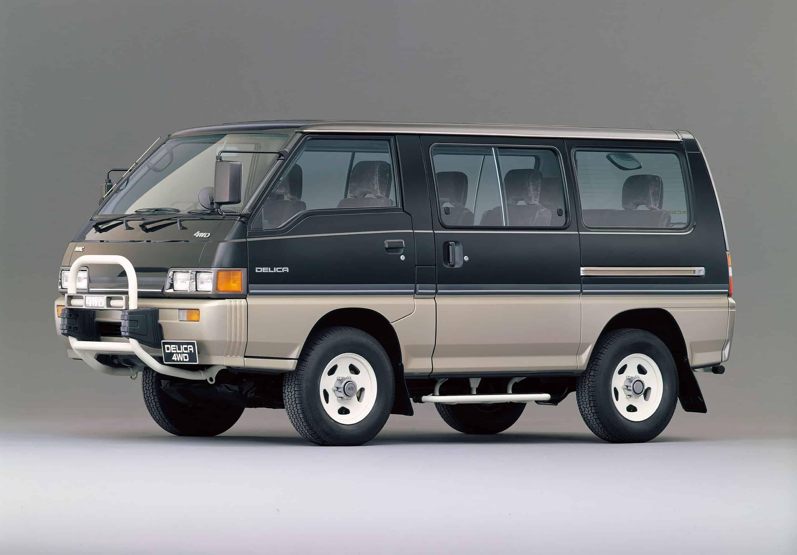 1986 Mitsubishi Delica Star Wagon L300