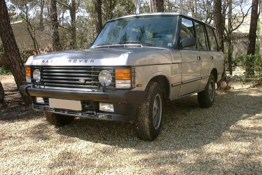 1988 range rover classic vintage 4x4 suv