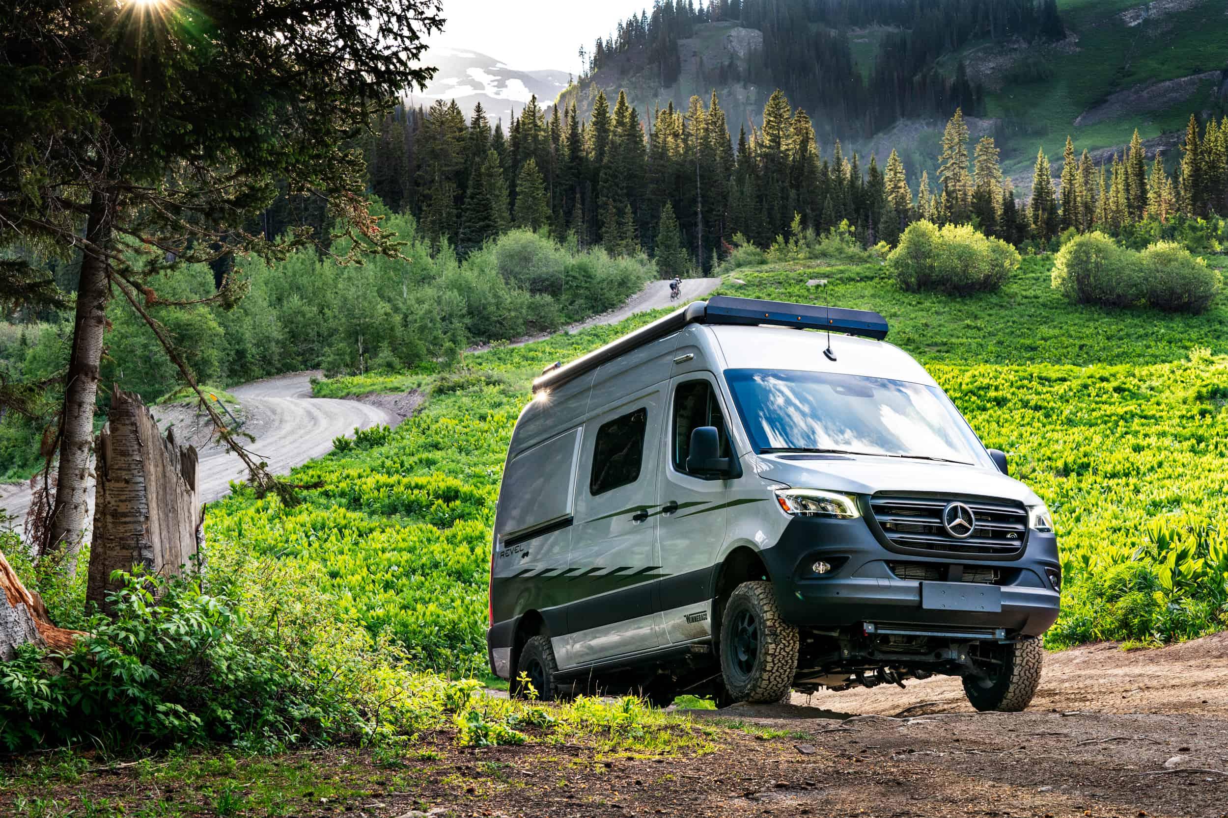 10 Best 4x4 Camper Vans Autowise