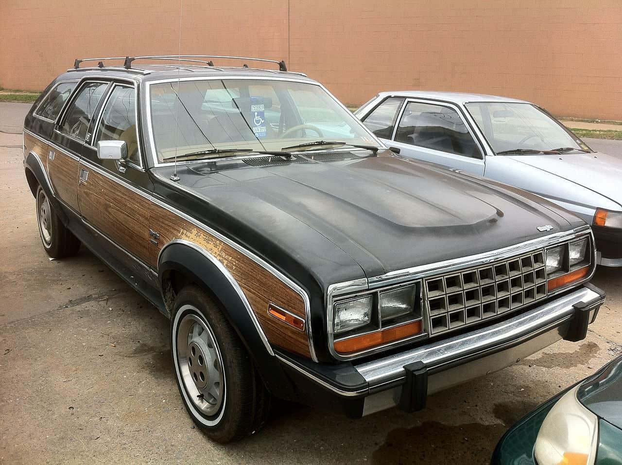 1985 amc eagle wagon best collector station wagon
