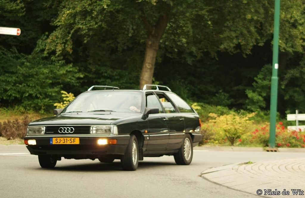 1987 Audi 200 Avant Quattro