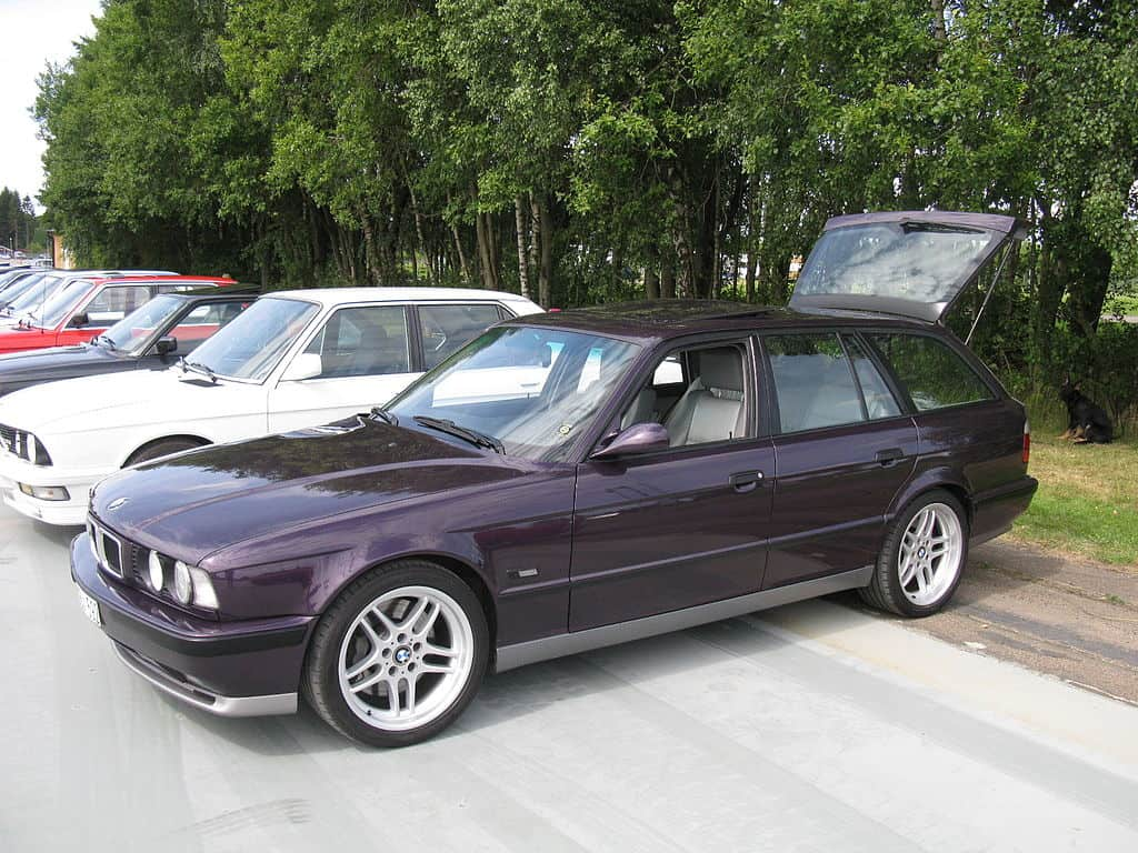 e34 bmw m5 touring best station wagons ever