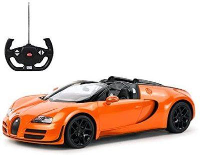 Radio Remote Control Bugatti Veyron
