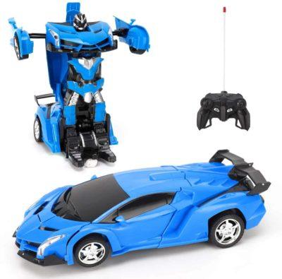 FIGROL Gainer Transform Car Robot