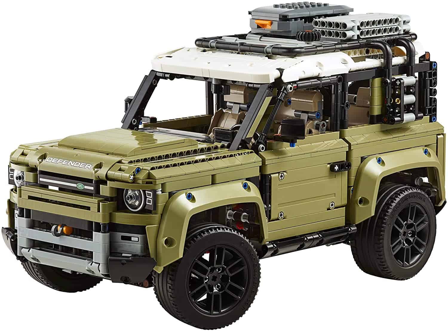 LEGO Technic Land Rover Defender kit