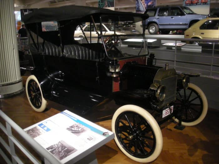 Henry Ford virtual car museum