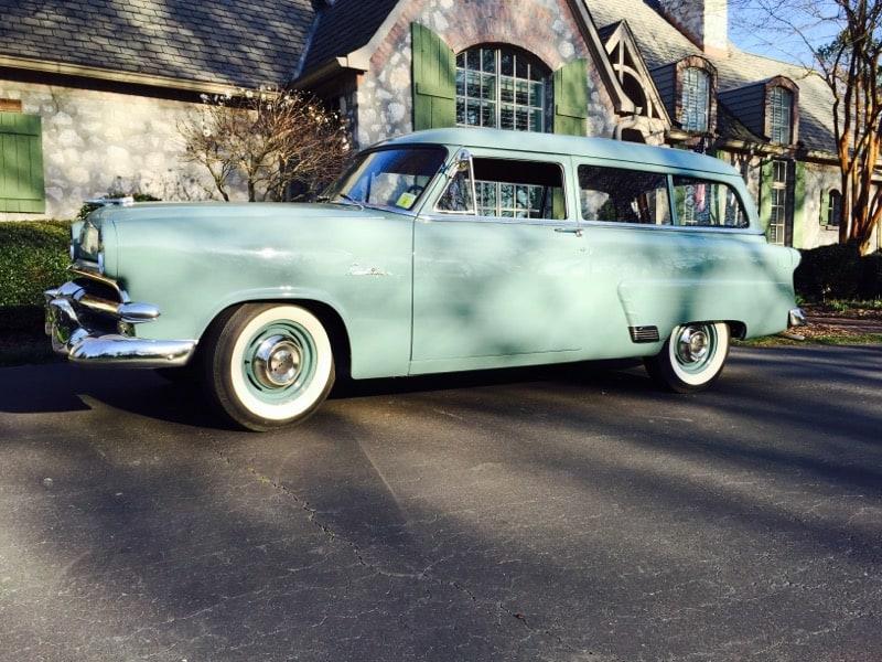 best station wagon Ford Ranch Wagon 1953