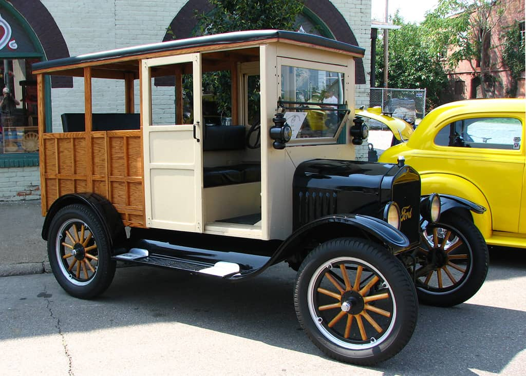 ford model t depot best station wagons ever