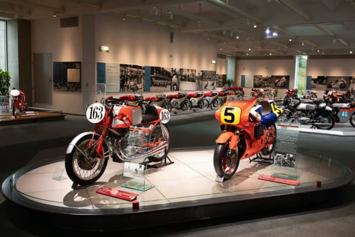 Honda Collection Hall virtual car museum