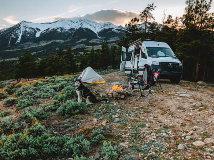 Storyteller best 4x4 camper van