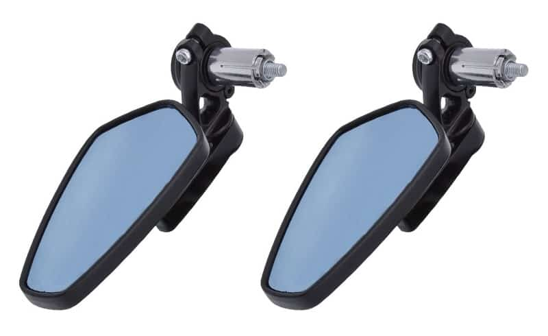 KATUR Motorcycle Bar End Mirrors