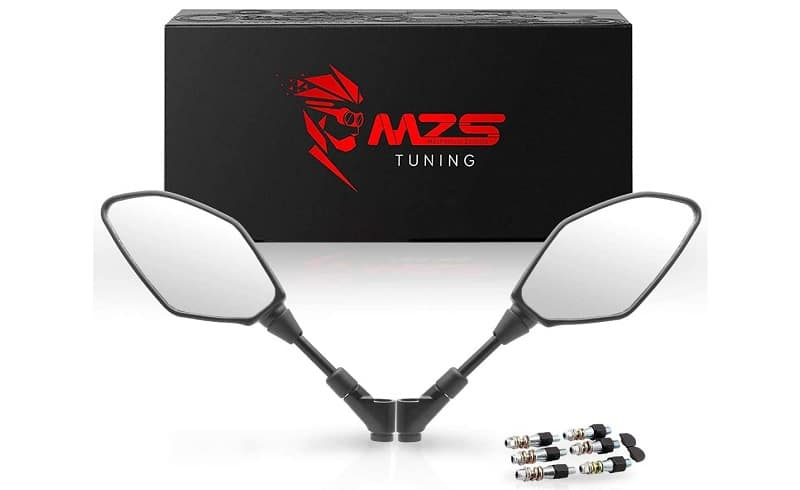 MZS Motorcycle Rear View Mirrors