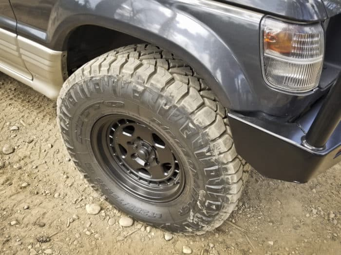 Nitto Ridge Grapplers 2