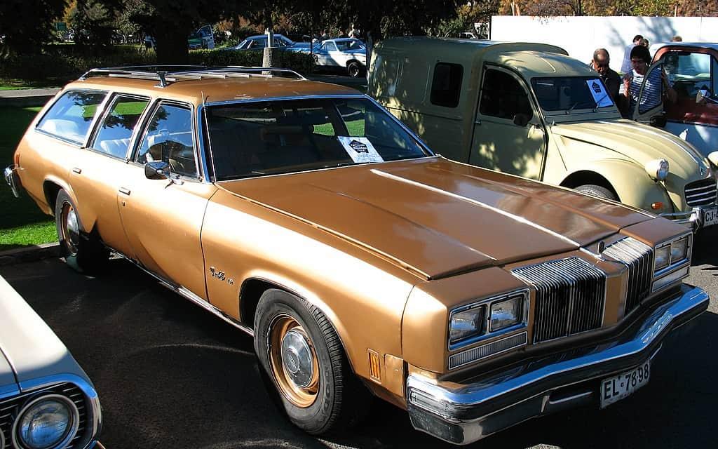 1977 oldsmobile vista cruiser best collector station wagons