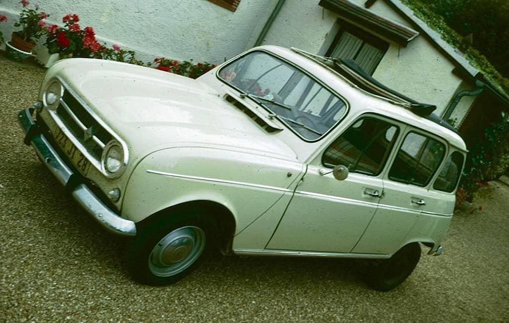Renault 4 wagon
