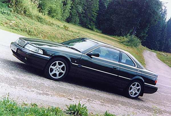 rover 800 british car