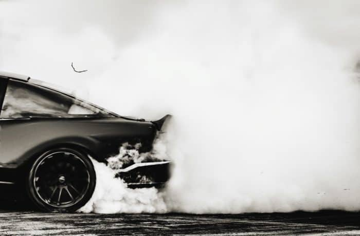 how to do a burnout