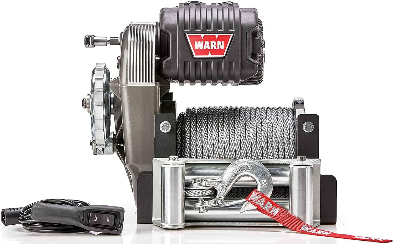 new WARN winch model 8274