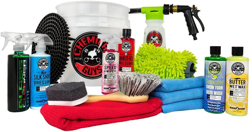Car Washing Supplies