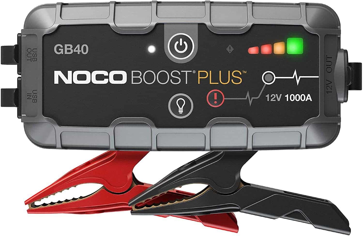 gifts for dads NOCO Car Battery Jump Starter