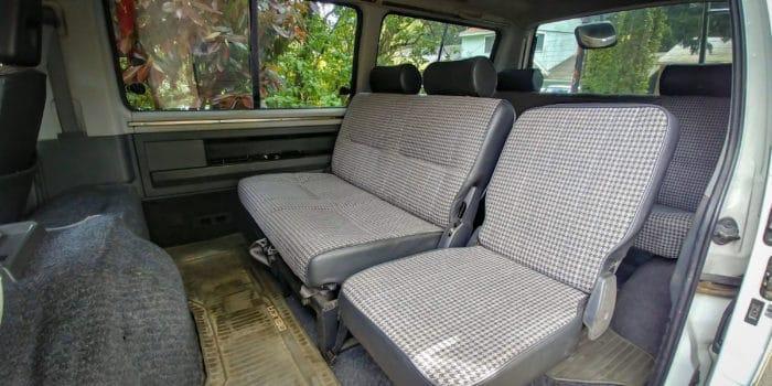 Star Wagon Interior