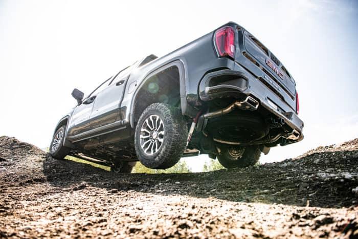 best 4x4 truck 2020 GMC Sierra AT4