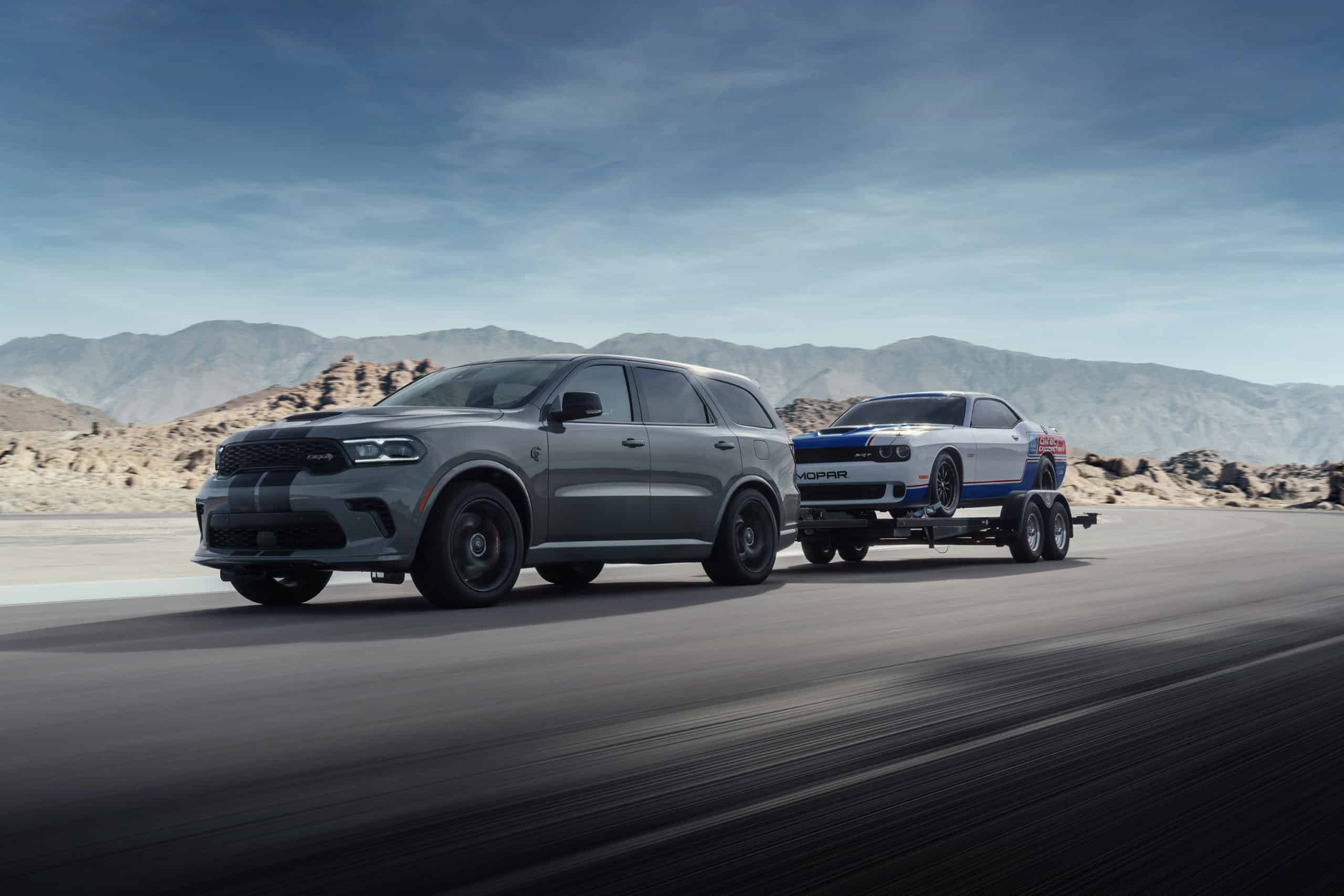 2021 Dodge Durango SRT Hellcat Towing