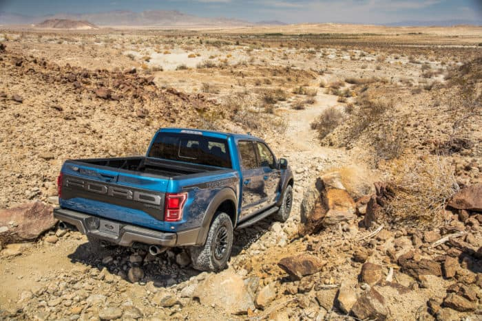 best 4x4 truck 2020 Ford F-150 Raptor