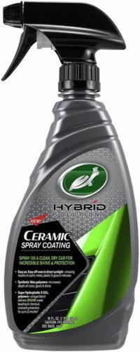 Turtle Wax Spray Bottle