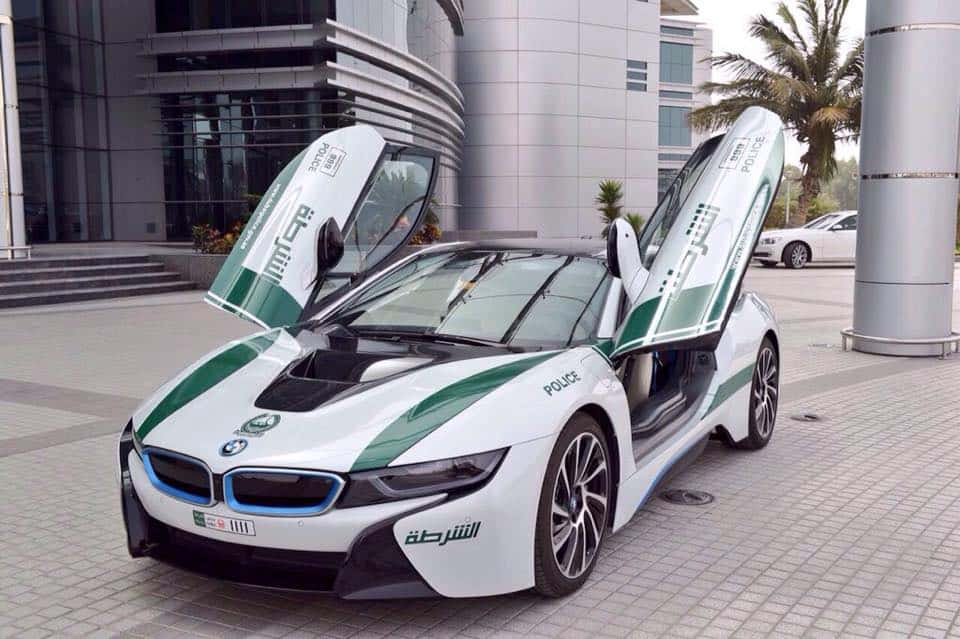 10 Of The Most Outrageous Rare Dubai Police Cars In The Famous Fleet Autowise