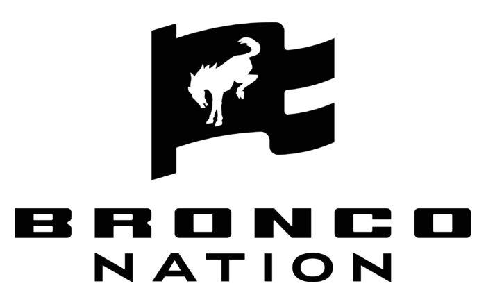 bronco nation flag