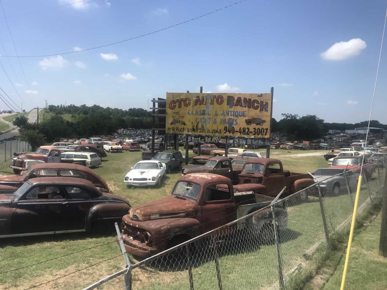 CTC Auto Ranch best junkyard