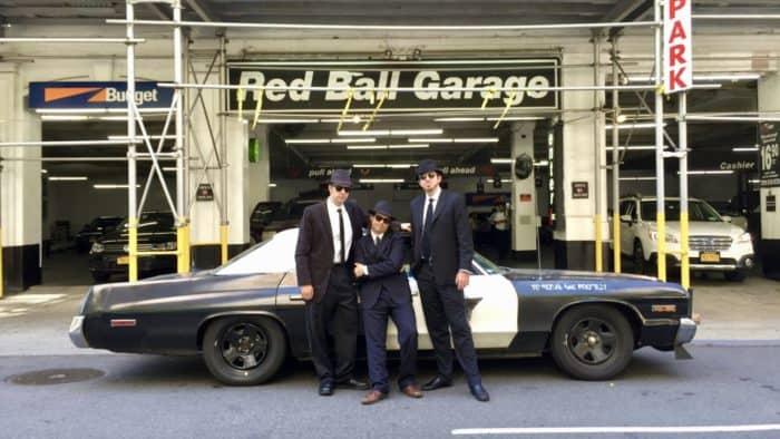 c2c express red ball garage ed bolian bluesmobile