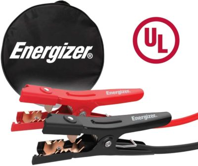 Energizer 4 Gauge Jumper Cables