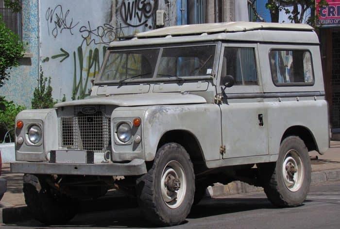 1970 Land Rover Santana
