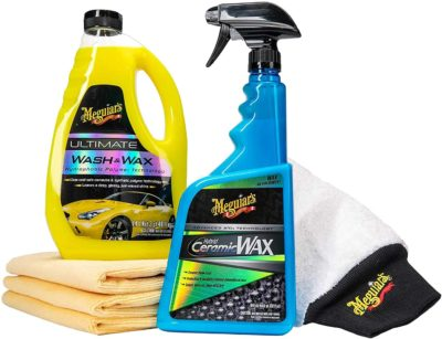 Meguiars Ceramic Wax kit