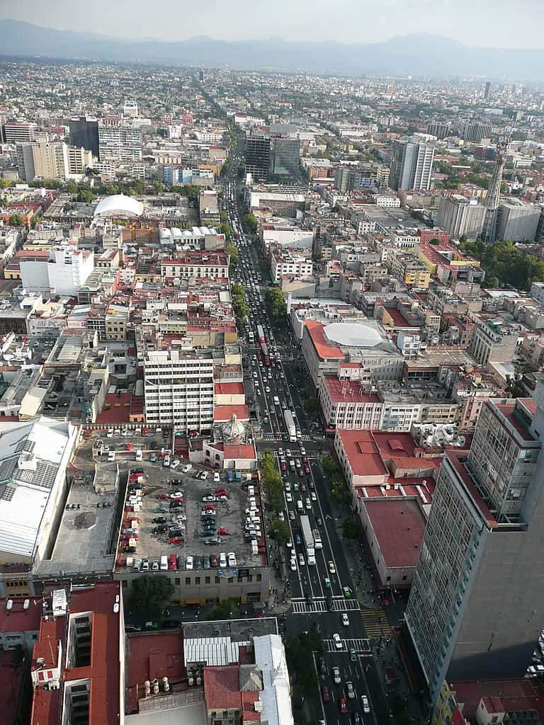 Mexico worst traffic cities in the world