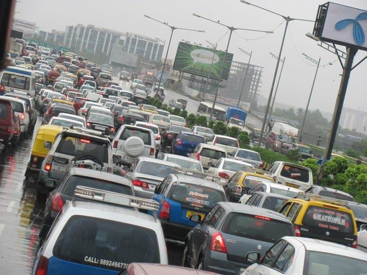Mumbai worst traffic city