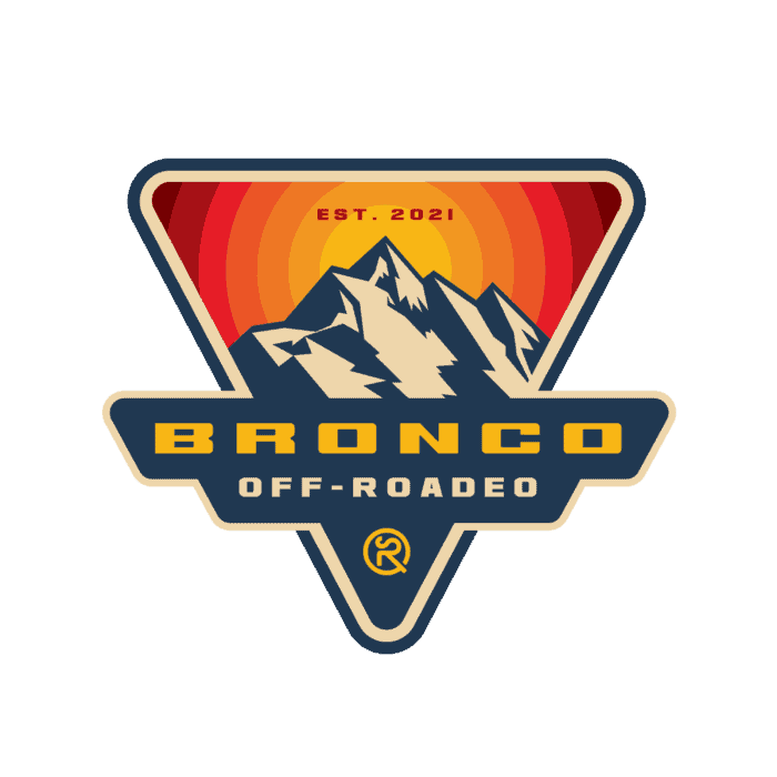Bronco Off-Rodeo logo