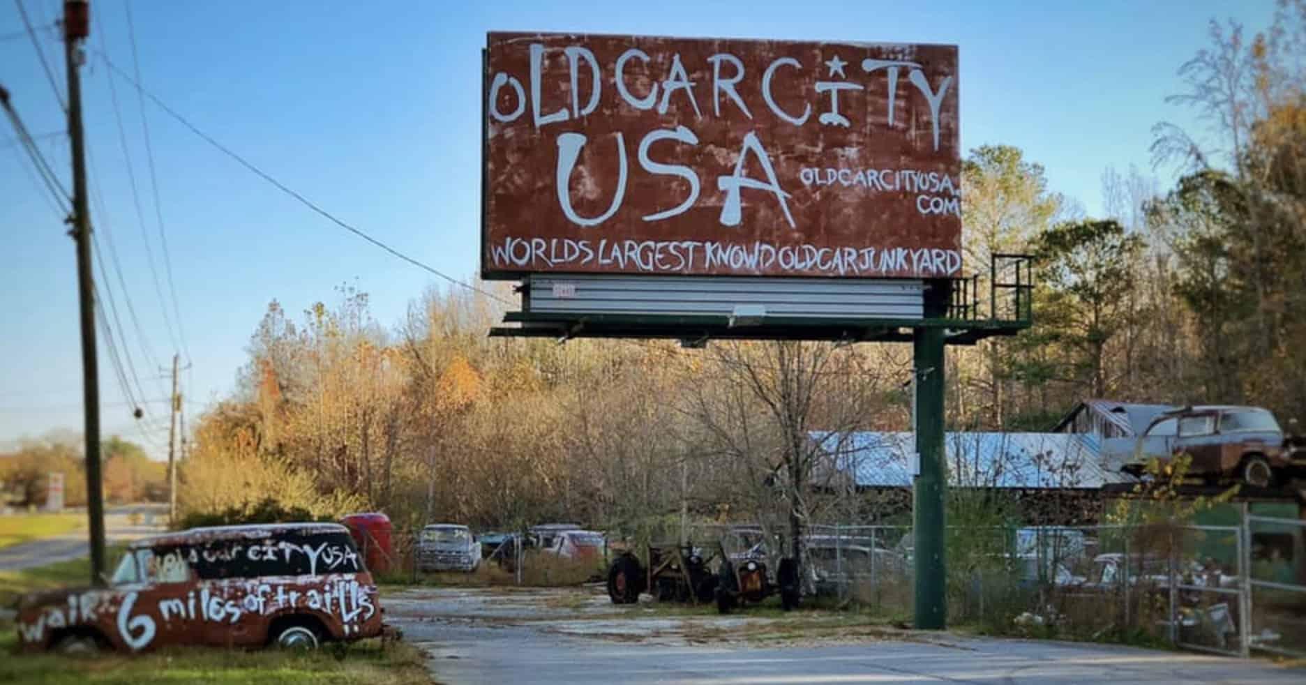 Old Car City America's best junkyards