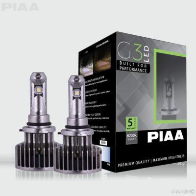 PIAA 26-17495 G3 9005 LED Bulb