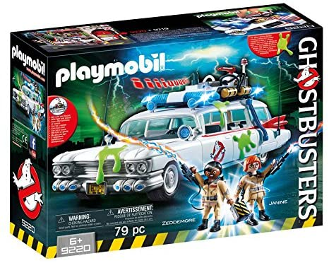 Playmobile Ghostbuters Ecto-1 toy