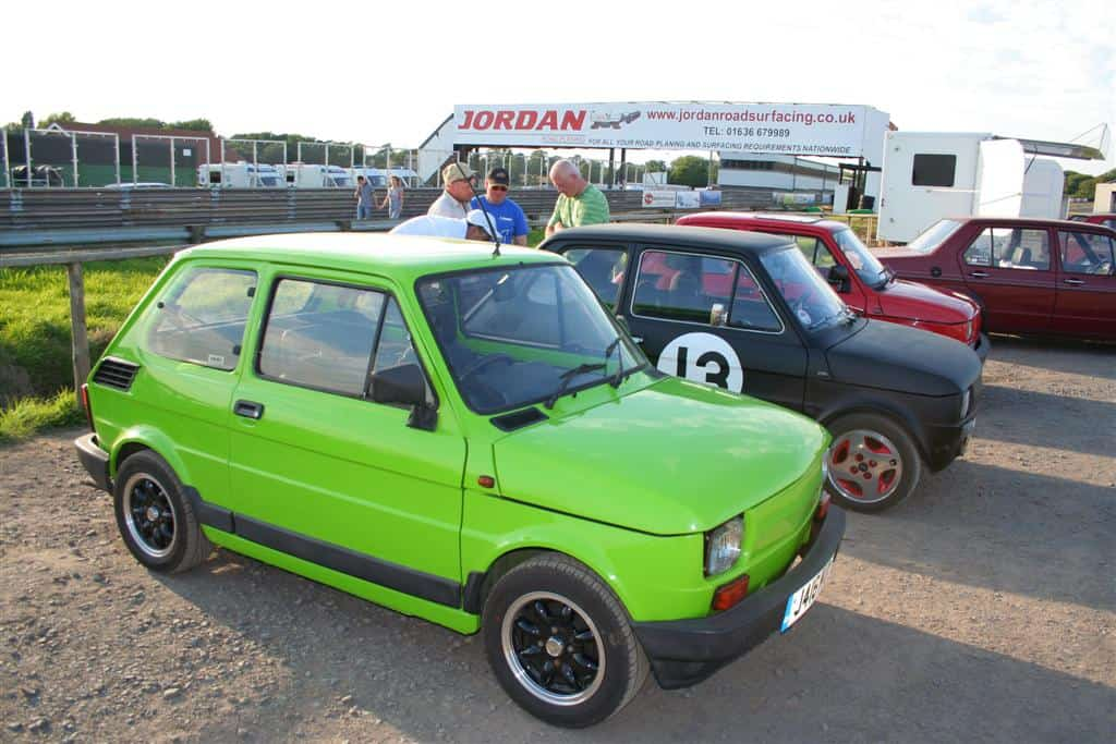 Polski Fiat 126s