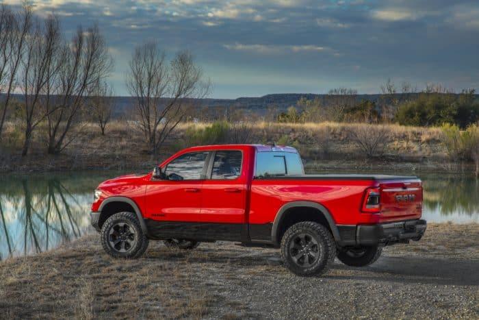 best 4x4 truck 2020 Ram 1500 Rebel