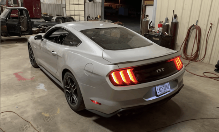 June 2020 Solo Cannonball Run Record Mustang GT