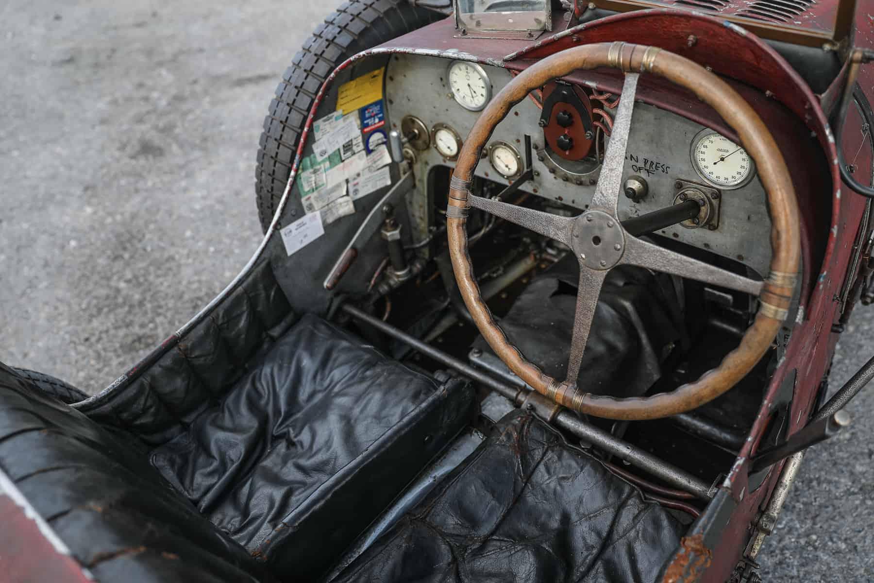 passion of a lifetime auction 1928 Bugatti Type 35C Grand Prix