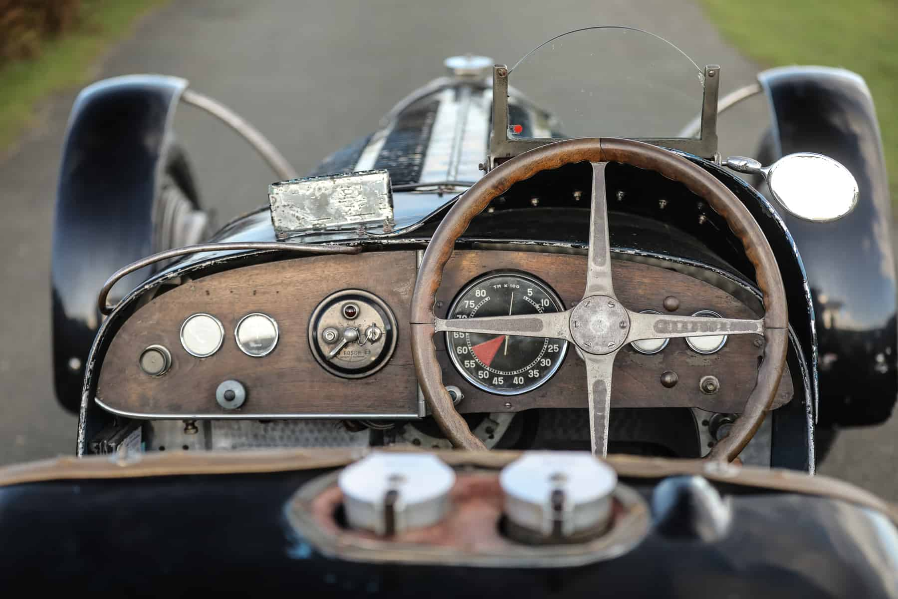 concours of elegance 1934 Bugatti Type 59 Sports