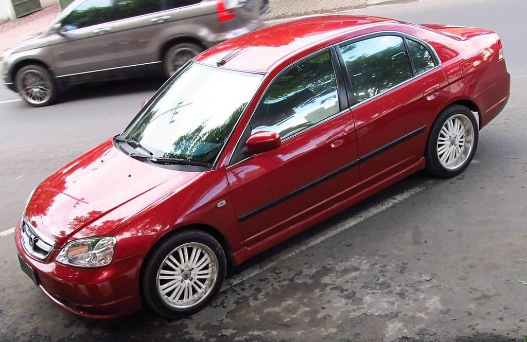 Airbag Scandal: Honda Civic Sedan