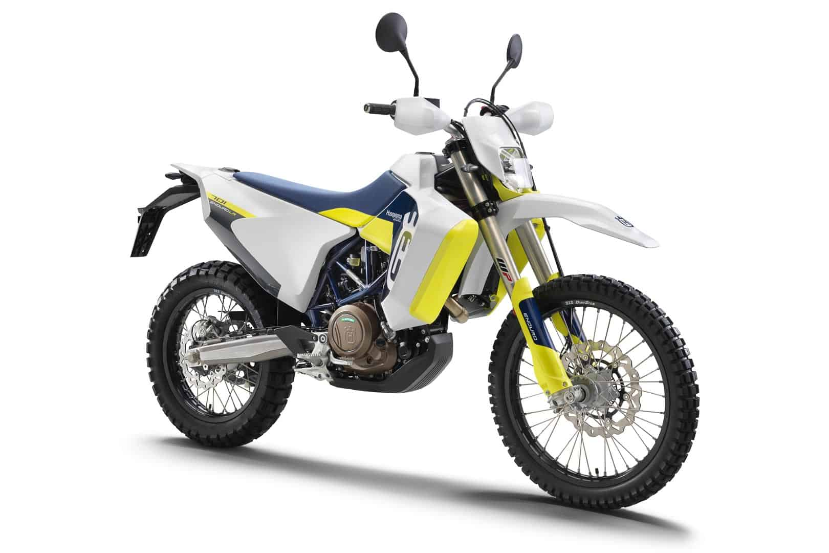 Husqvarna 701 Enduro LR Front Right Side View