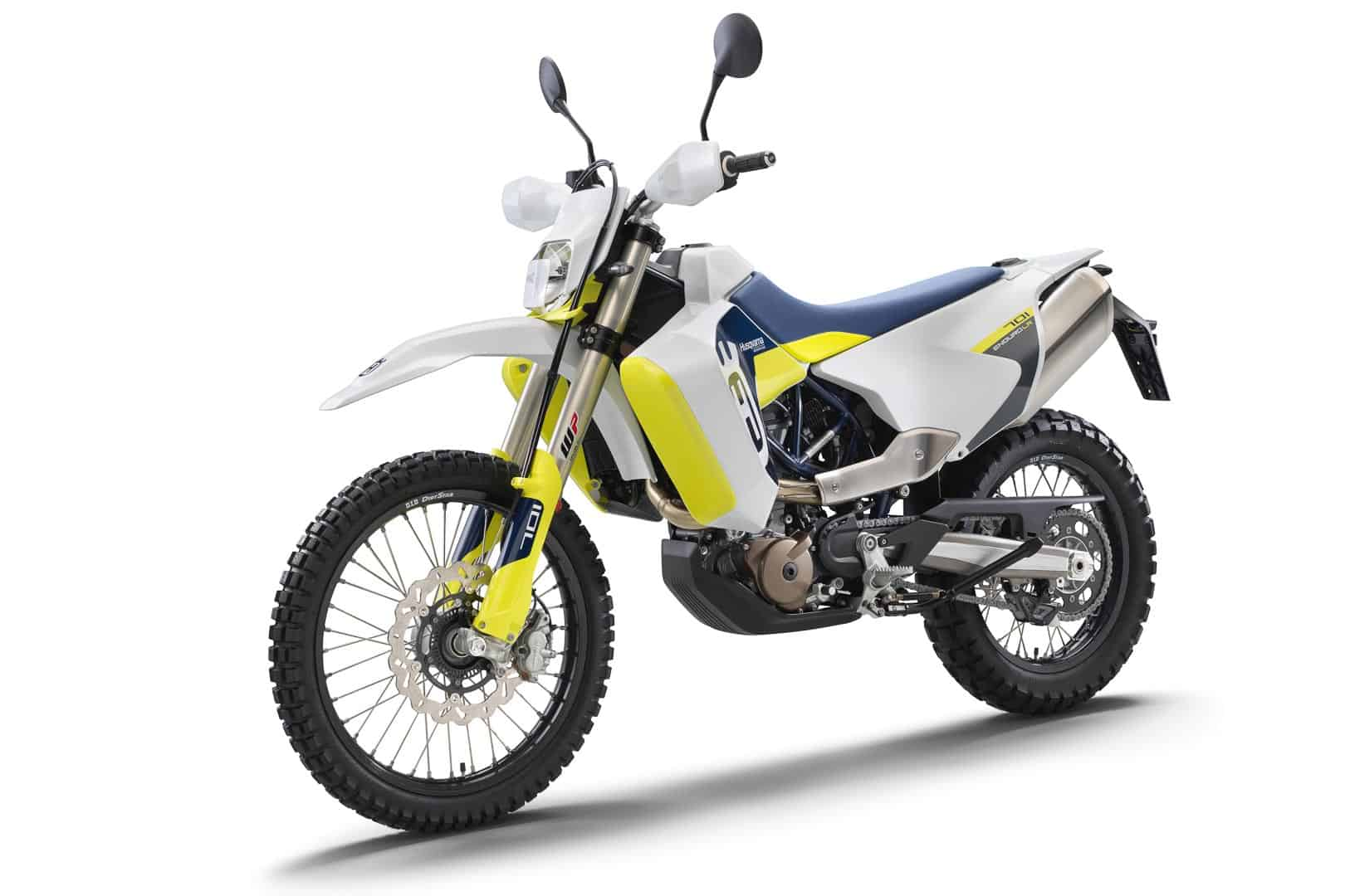 Husqvarna 701 Enduro LR Front Side View